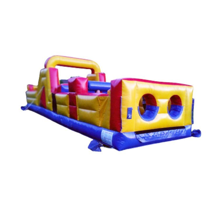 38ft Obstacle Course