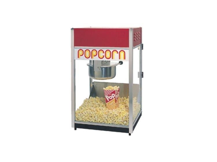 popcorn machine and supplies rental springfield missouri