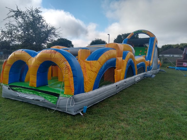 Obstacle Course Rentals Springfield Missouri