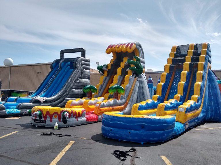 inflatable Water Slide Rentals Springfield Missouri
