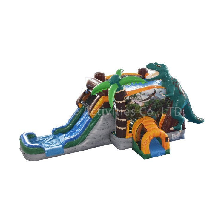Jurassic Escape (Wet or Dry)