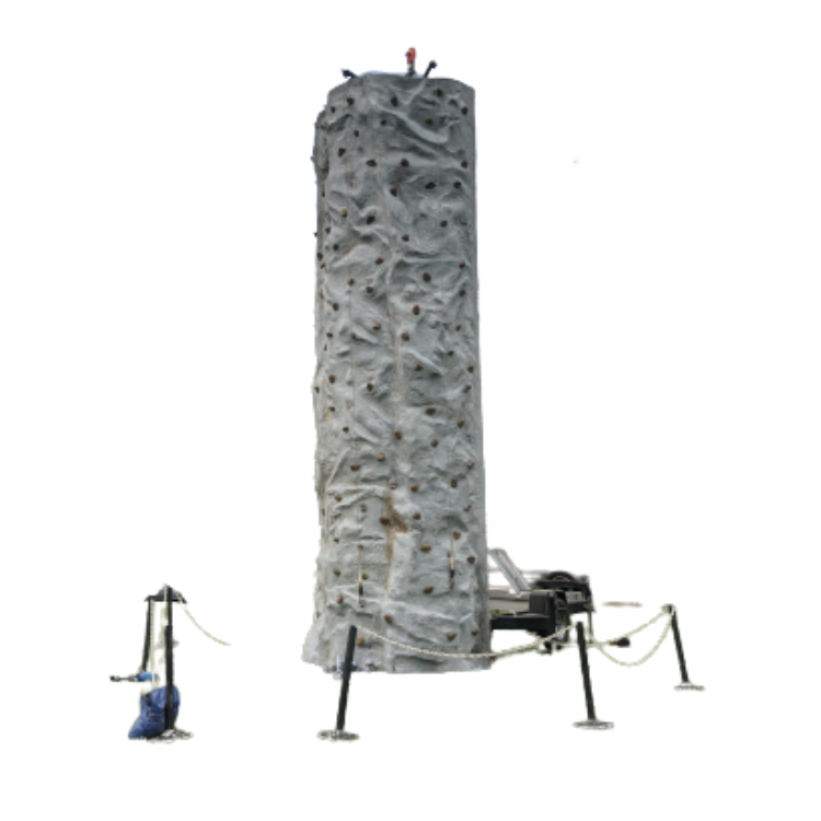 3 Person Mobile Rock Wall