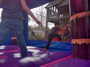 BIrthday Party Rentals SPringfield Missouri